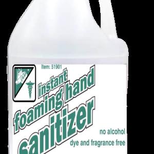 Hand Sanitizer 1 gallon foaming